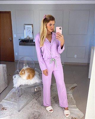 Pijama Lilas - cloude