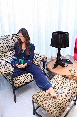 Pijama Azul - cloude
