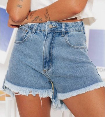 Short jeans - alcance