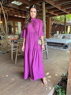 Vestido uva - carol dias