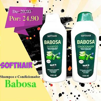 Promoção produto kt babosa