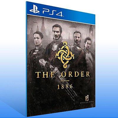 The Order 1886 - Ps4 Psn Mídia Digital
