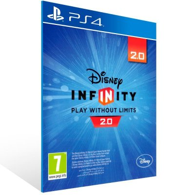 Disney Infinity (2.0 Edition) - Ps4 Psn Mídia Digital
