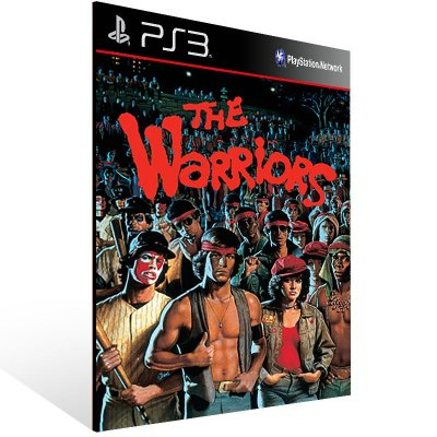 The Warriors - Ps3 Psn Mídia Digital