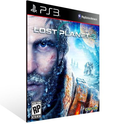 Lost Planet 3 - Ps3 Psn Mídia Digital