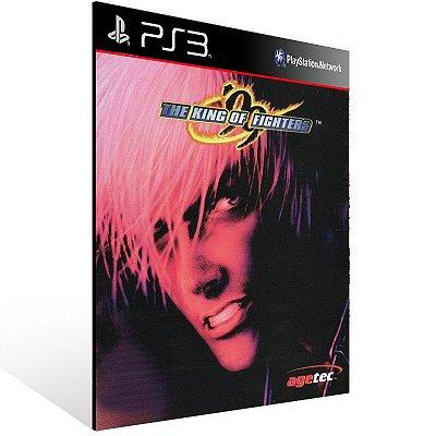 The King Of Fighters 99 - Ps3 Psn Mídia Digital