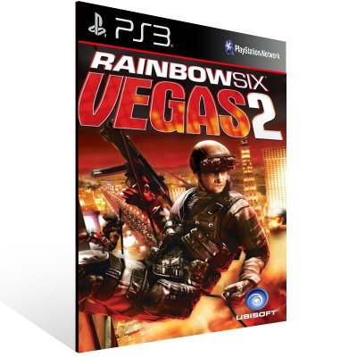 Tom Clancy Rainbow Six Vegas 2 - Ps3 Psn Mídia Digital