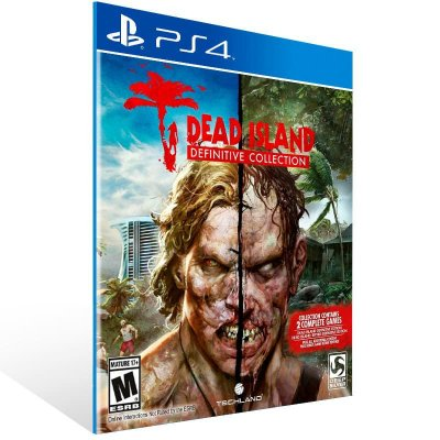 Dead Island Definitive Collection - Ps4 Psn Mídia Digital