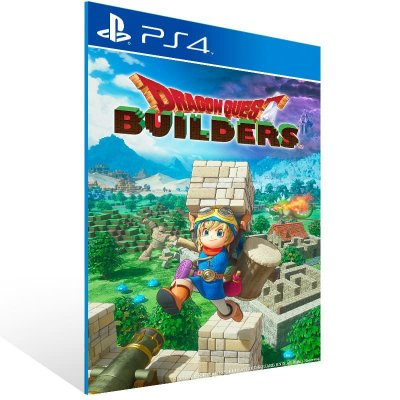 Dragon Quest Builders Digital Day One Edition - Ps4 Psn Mídia Digital