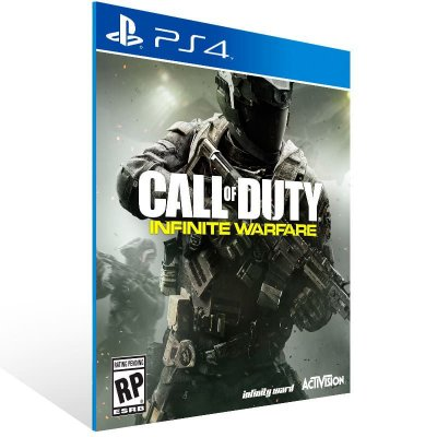 Call Of Duty Infinite Warfare - Ps4 Psn Mídia Digital