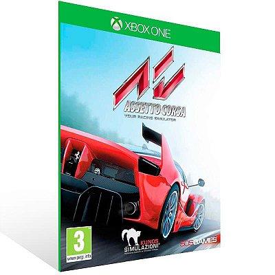 Assetto Corsa - Xbox One Live Midia Digital