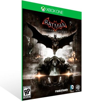 Batman: Arkham Knight - Xbox One Live Midia Digital