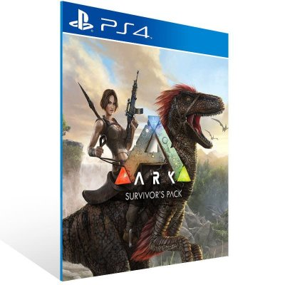 Ark: Survival Evolved - Ps4 Psn Mídia Digital