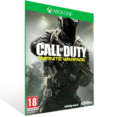 Call Of Duty: Infinite Warfare - Xbox One Live Midia Digital