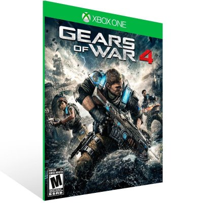 Gears Of War 4 - Xbox One Live Mídia Digital