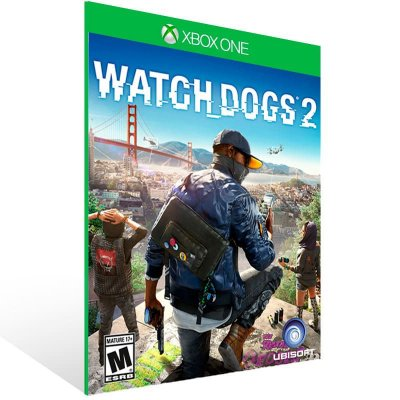 Watch Dogs 2 - Xbox One Live Mídia Digital