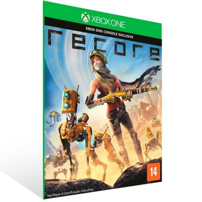 Recore - Xbox One Live Mídia Digital