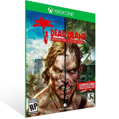 Dead Island Definitive Collection - Xbox One Live Mídia Digital