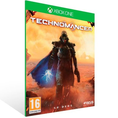 The Technomancer - Xbox One Live Mídia Digital