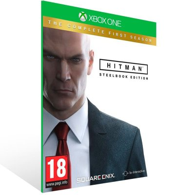 Hitman The Complete First Season - Xbox One Live Mídia Digital