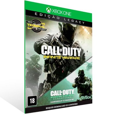 Call Of Duty: Infinite Warfare Legacy - Xbox One Live Midia Digital