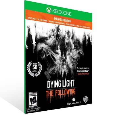 Dying Light: The Following - Xbox One Live Mídia Digital