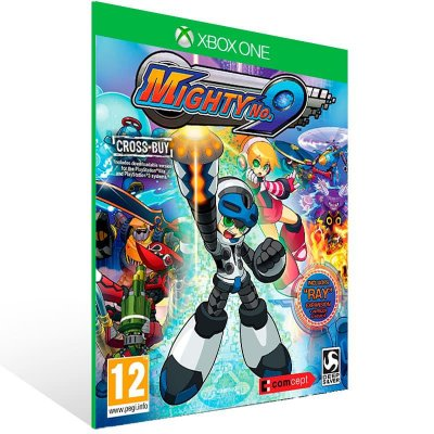 Mighty No. 9 - Xbox One Live Mídia Digital