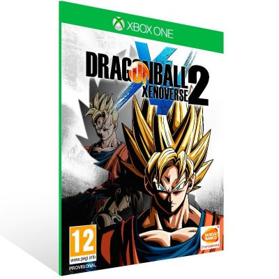 Dragon Ball Xenoverse 2 - Xbox One Live Mídia Digital