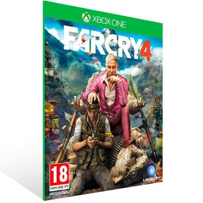 Far Cry 4 - Xbox One Live Mídia Digital