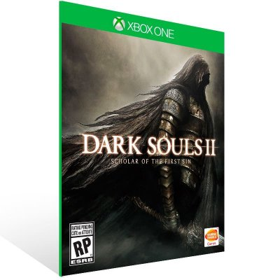 Dark Souls 2: Scholar Of The First Sin - Xbox One Live Midia Digital