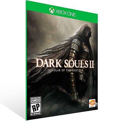 Dark Souls 2 Scholar Of The First Sin - Xbox One Live Midia Digital