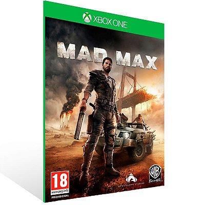 Mad Max - Xbox One Live Mídia Digital