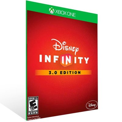 Disney Infinity (Edition 3.0) - Xbox One Live Mídia Digital