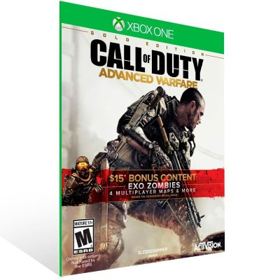 Call Of Duty: Advanced Warfare Gold Edition - Xbox One Live Midia Digital