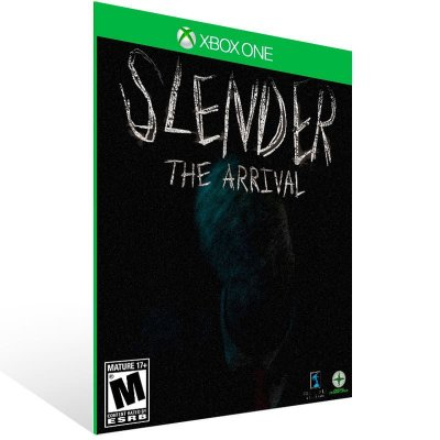 Slender: The Arrival - Xbox One Live Mídia Digital