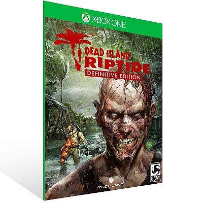Dead Island: Riptide Definitive Edition - Xbox One Live Mídia Digital