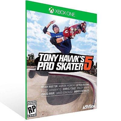 Tony Hawks Pro Skater 5 - Xbox One Live Mídia Digital