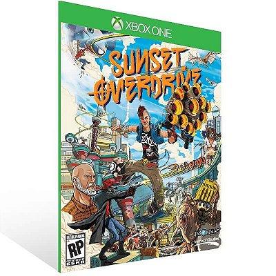 Sunset Overdrive - Xbox One Live Mídia Digital