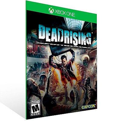 Dead Rising - Xbox One Live Mídia Digital