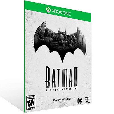 Batman: The Telltale Series The Complete Season - Xbox One Live Midia Digital