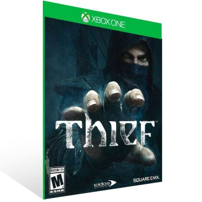 Thief - Xbox One Live Mídia Digital