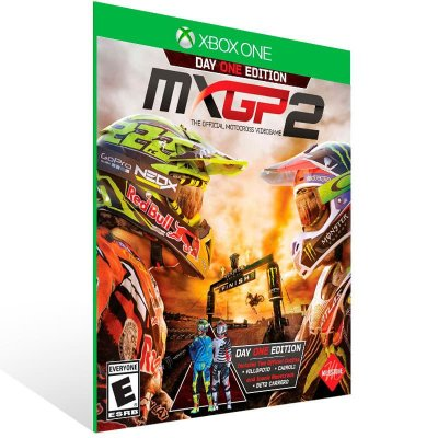 MXGP 2 The Official Motocross Videogame - Xbox One Live Mídia Digital