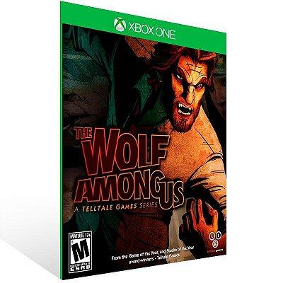 The Wolf Among Us - Xbox One Live Mídia Digital