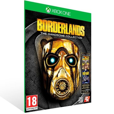 Borderlands: The Handsome Collection - Xbox One Live Midia Digital