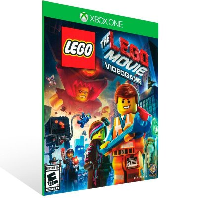 The Lego Movie Videogame - Xbox One Live Mídia Digital