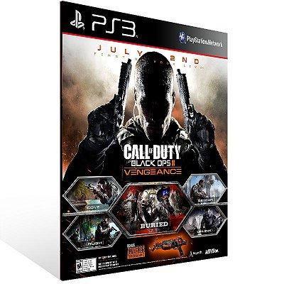 Call Of Duty Black Ops 2 Vengeance - Ps3 Psn Mídia Digital