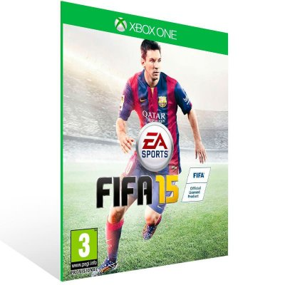 Fifa 15 - Xbox One Live Mídia Digital