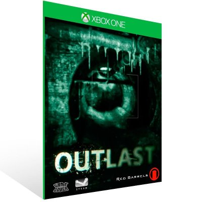 Outlast - Xbox One Live Mídia Digital