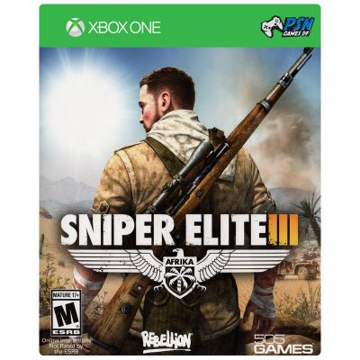 Sniper Elite 3 Xbox One - Mídia Digital