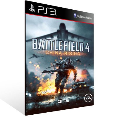 Battlefield 4 China Rising - Ps3 Psn Midia Digital